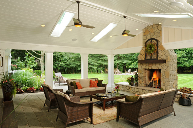 Inside Out on Uncovered Patio Ideas id=93228