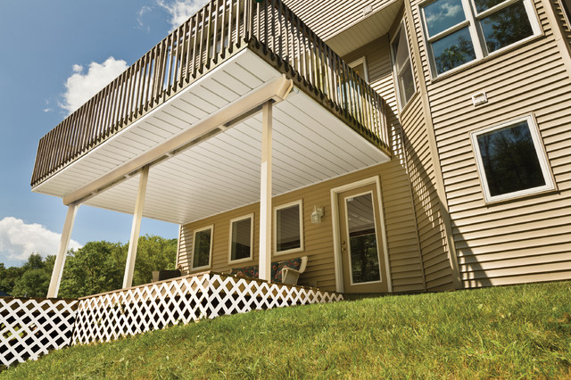 InsideOut Underdecking traditional-patio
