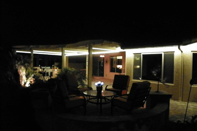 Inspired Led Outdoor Flexible Strips Traditional Patio