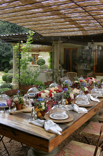 Interior Decor amp Design Traditional patio