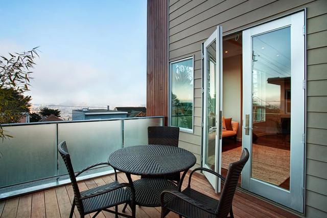 IQ Interior Design contemporary-patio