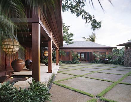 Island Residence tropical-patio