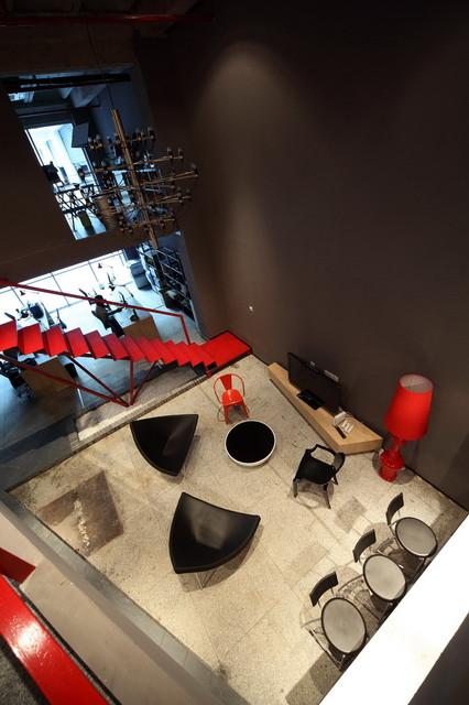 ispaceid loft office(智造馆) asian-patio