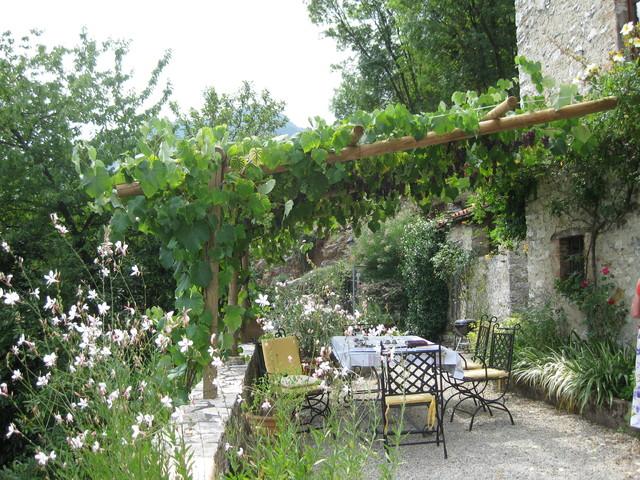 Italian patio mediterranean patio los angeles by garden