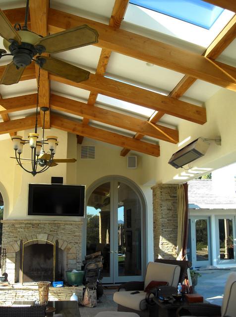 Jacaranda Residence contemporary-patio