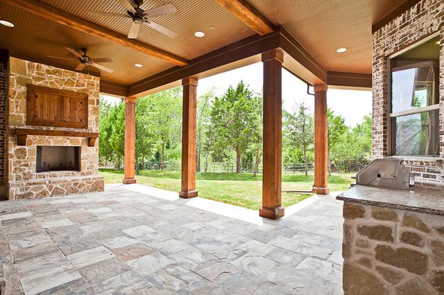 James Hurt traditional-patio