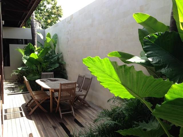 Jimbaran Bali Indonesia tropical-patio