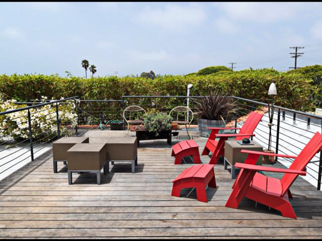 Joan Robey Design contemporary-patio