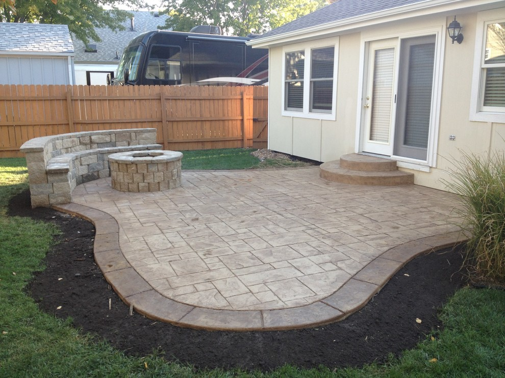Johnson Project American Traditional Patio Kansas City By