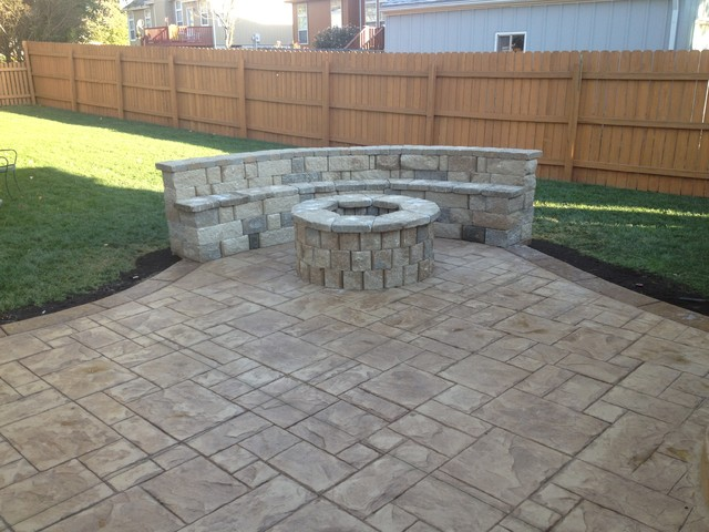 Johnson Project Traditional Patio Kansas City By
