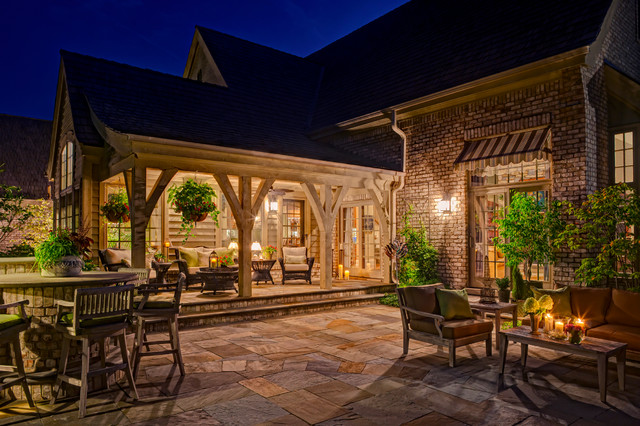 Nice Just A Fabulous Place To Call Home Traditional Patio
