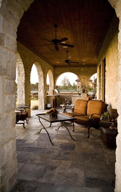 Kaleidoscope Home traditional-patio