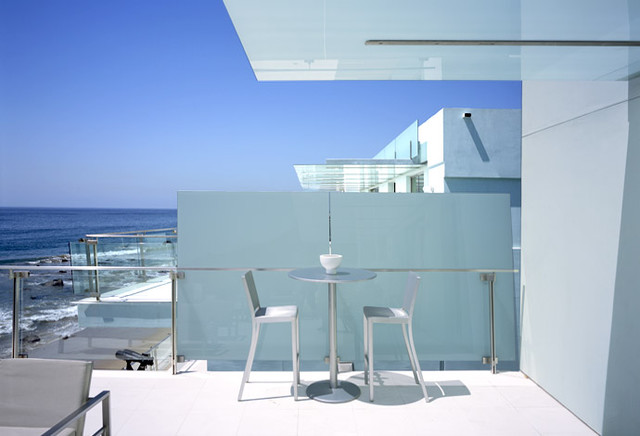 modern patio by Kanner Architects - CLOSED