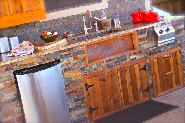 Katy Tx Outdoor Kitchen Contemporary Patio Houston By Your