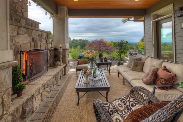 Keller Property traditional-patio