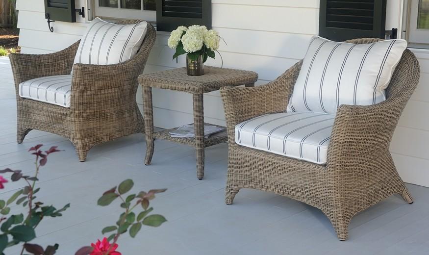 Kingsley Bate Cape Cod Outdoor, Patio Furniture Cape Cod