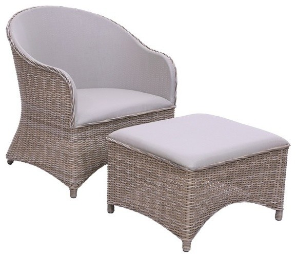 Kingsley Bate Milano Wicker Outdoor Furniture Patio