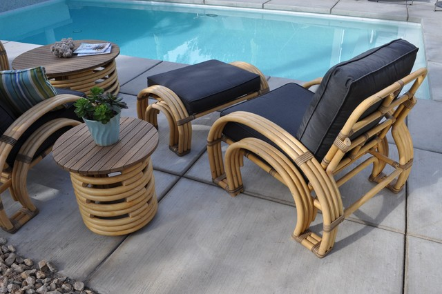 Kingsley Bate Outdoor Patio And Garden Furniture Tropical Atlanta By Authenteak Outdoor Living