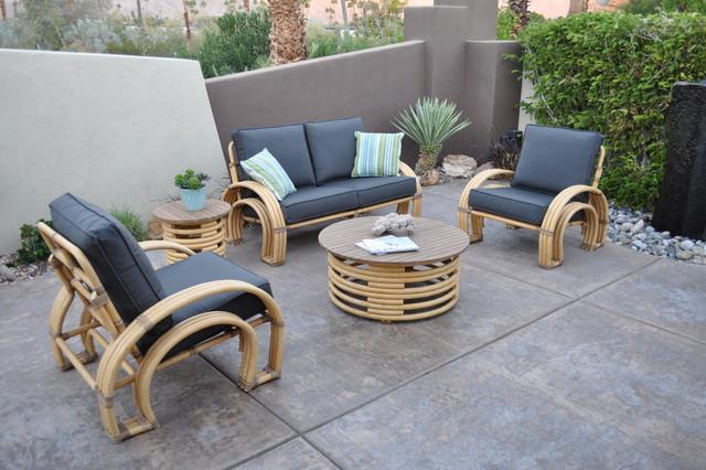 Kingsley Bate Outdoor Patio And Garden Furniture Tropical Patio Atlanta By Authenteak