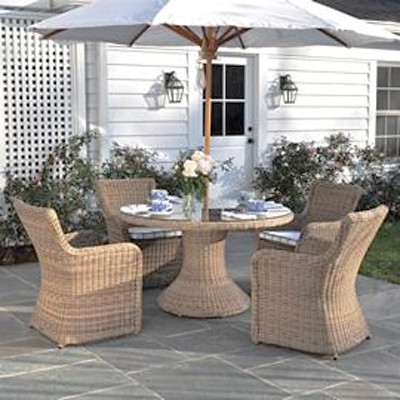 Kingsley Bate Outdoor Patio And Garden Furniture Traditional Patio By Authenteak Outdoor