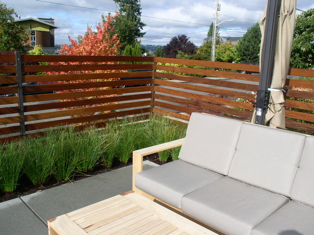 Kirkland Residence Modern Patio Other by Lifestyle Landscapes Inc