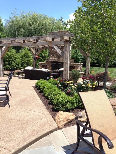 Kistler Residence traditional-patio
