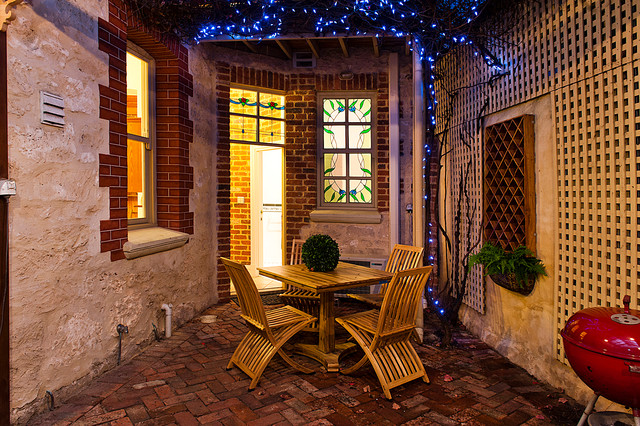 Knutsford Street Fremantle traditional-patio & Knutsford Street Fremantle - Traditional - Patio - Perth - by Lorena ...