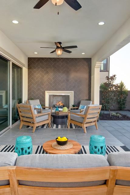 Kollus Residence Modern Patio San Diego By 4 Corners International Design Concepts Llc