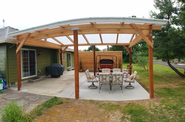 Ks Patio Cover And Hot Tub Surround