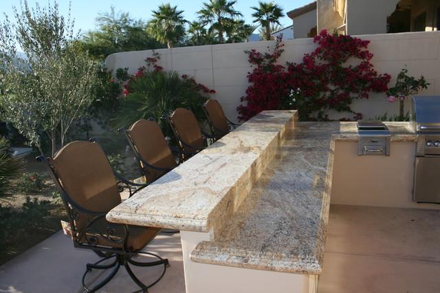 La Quinta Vacation Destination in Your Own Backyard mediterranean-patio