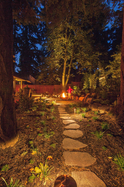 NW Outdoor Living traditional-landscape