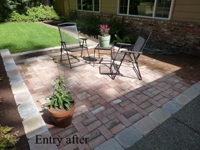 Lakemoor Dr. traditional-patio