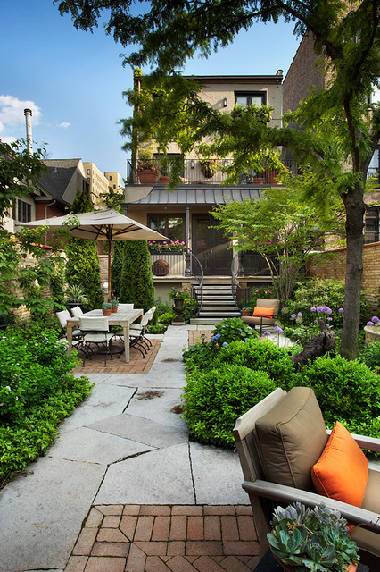 lakeview residence patio traditional patio chicago by rugo raff ltd architects. Black Bedroom Furniture Sets. Home Design Ideas