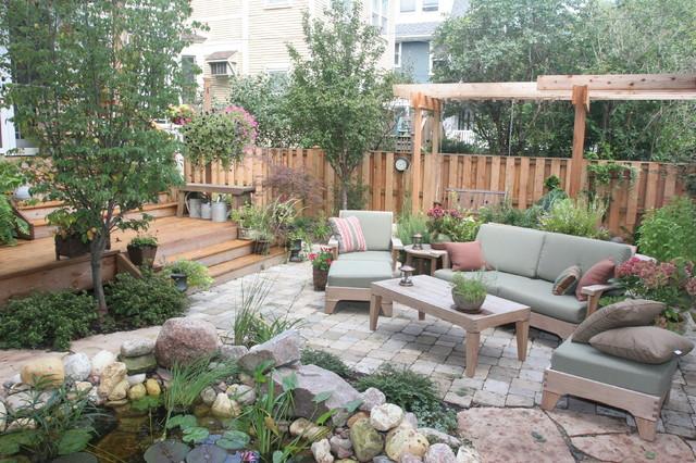 Lakewood Residence traditional-patio
