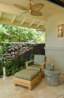 lanai seating tropical patio hawaii by archipelago 88633