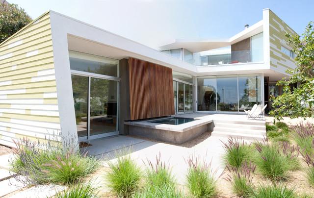 landscape architecture contemporary-patio