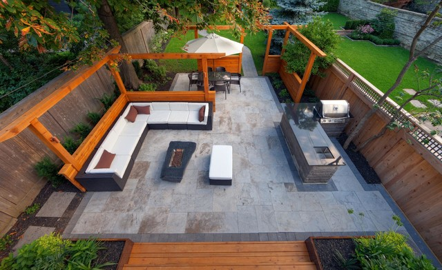 Landscape photography for Garden design ideas toronto