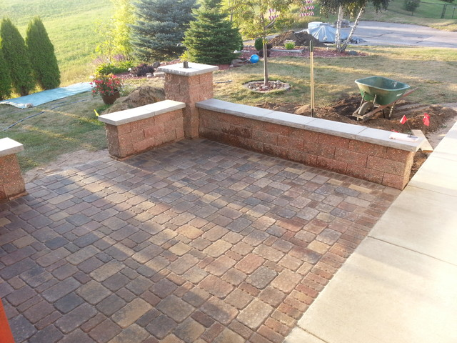 Landscaping 2013 traditional-patio