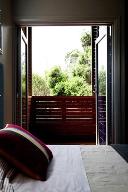 Landscaping modern-patio