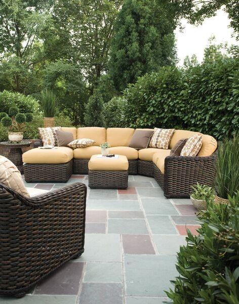 Lane Venture Outdoor Furniture Di Transizione Patio