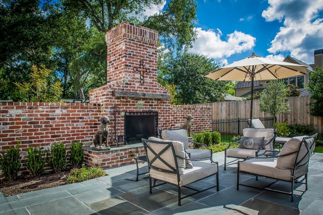 Lanecrest traditional-patio
