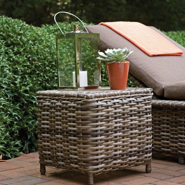 LaneVenture Outdoor Patio Furniture Patio Atlanta di authenTEAK Outdoor