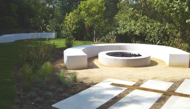 Laurelcrest Drive contemporary-patio