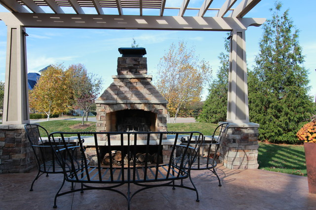 Lee 39 S Summit Beauty Stone Outdoor Living Contemporary