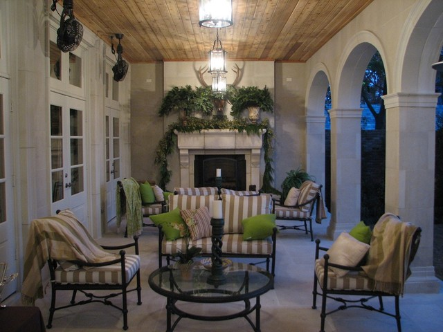 LEXINGTON | outdoor living traditional-porch