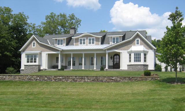 Liberty Farms House Farmhouse Patio Nashville By
