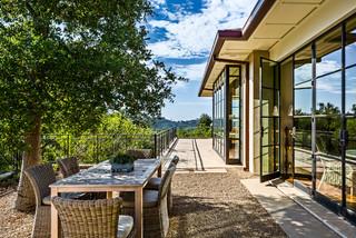 Lilac Drive Residence Mediterranean Patio Santa