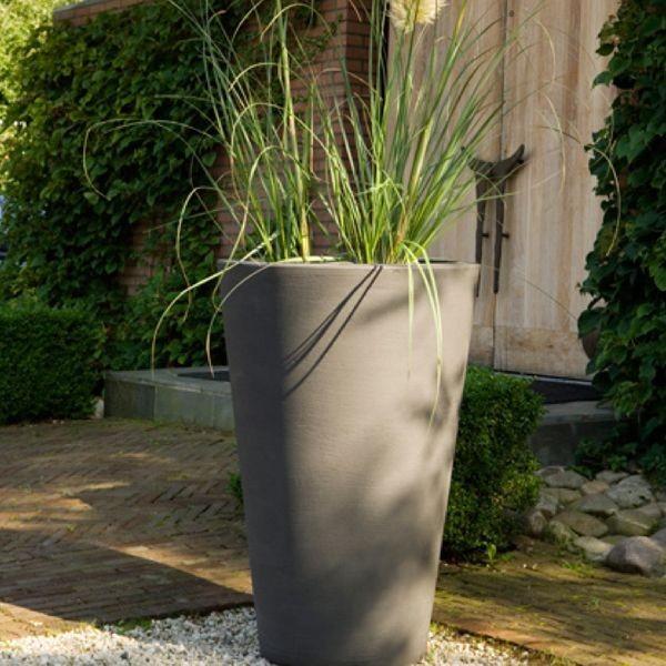 Liscio Indoor Outdoor Planter Outdoor Pots And Planters