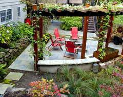 Lori Scott Landscape Design contemporary-landscape