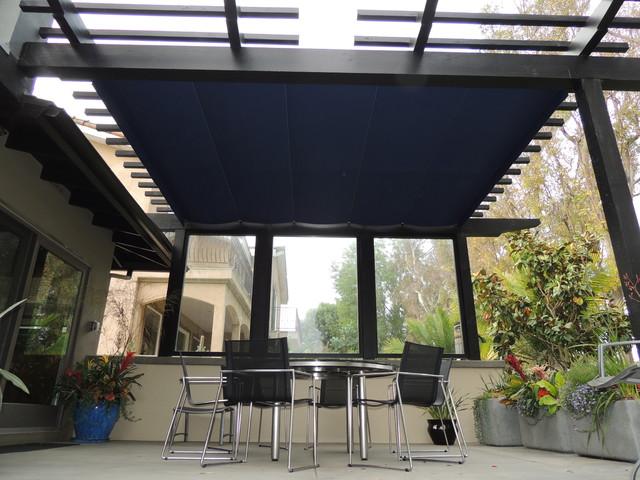 Los Angeles, California contemporary-patio